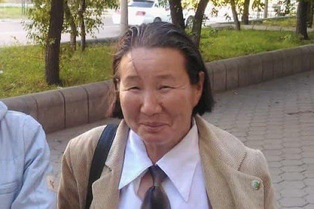 Сэсэг Намсараева