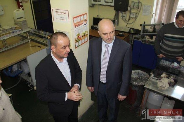 Михаил Степанов и Константин Ильковский