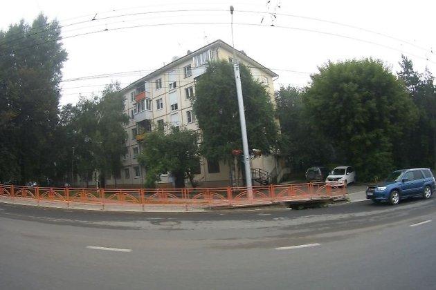 Дом 335-й серии на улице Байкальской, 163