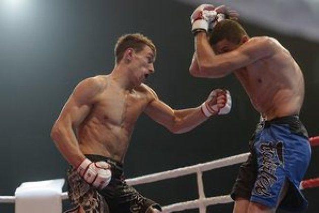 Артем Дамковский vs Vaidas Valancius