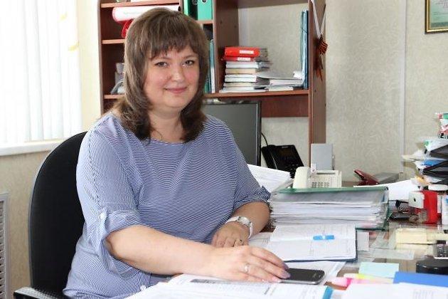 Татьяна Гринь - заместитель министра здравоохранения Забайкальского края