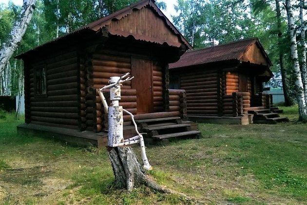 База «Берёзка» на Байкале