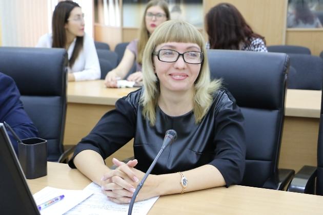 Елена Морозова, глава РСТ Забайкалья