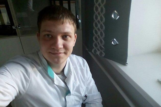 Владислав Старчуков, победитель выборов в думу Читы по округу №18
