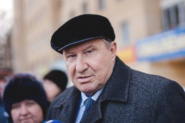 Анатолий Михалёв, глава гордумы Читы