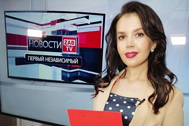 Главред ЗабТВ Дарья Юринская, кандидат на выборах в думу Читы