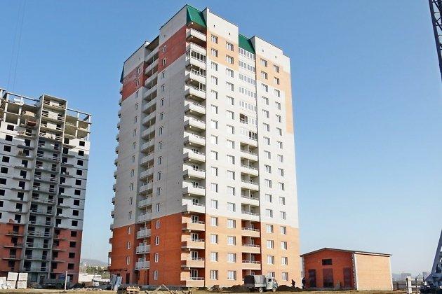 Сергей Левченко: построительству жилья Иркутская область уверенно исполняет план года