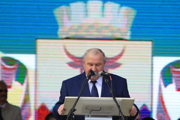 Мэр читы Анатолий Михалёв