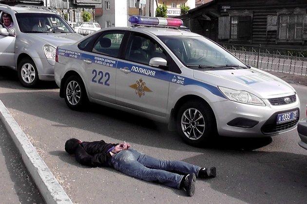 Втрёх городах Сибири задержаны подозреваемые вразбое натри млн руб.