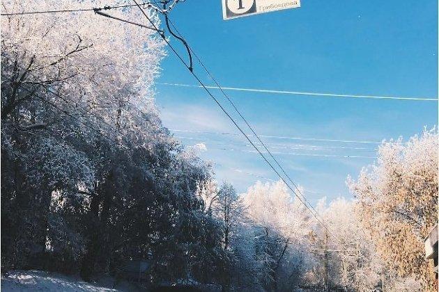 Иркутск,1 января