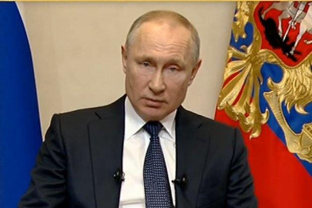 Обращение В. Путина 25 марта 2020 года