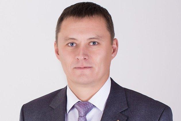 Управляющий Читинским отделением Сбербанка Борис Абагуев