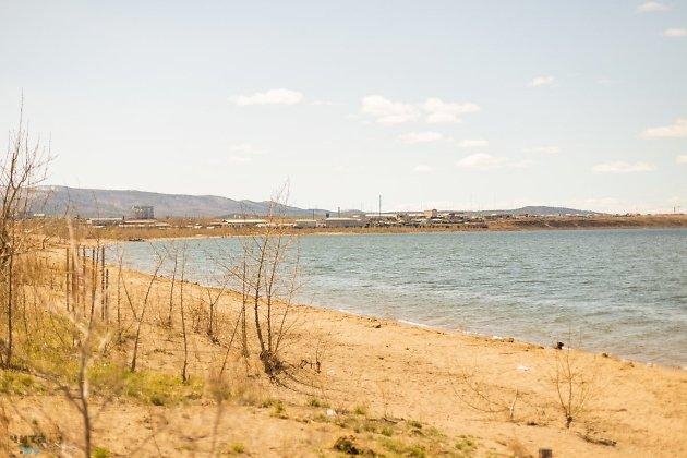 Пляж сейчас