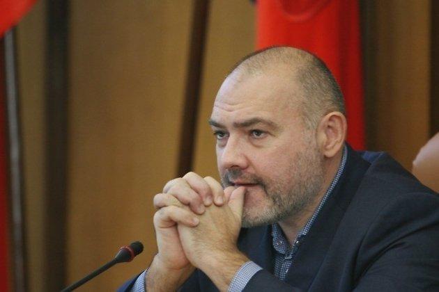 Сергей Толмачёв - предположительно один из руководителей кампании Александра Осипова