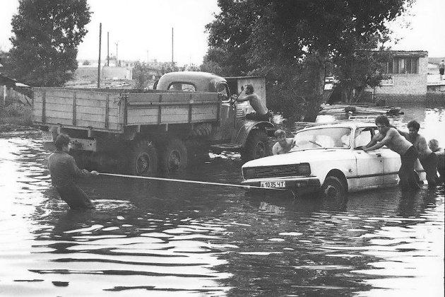 Наводнение в Чите в 1990 году