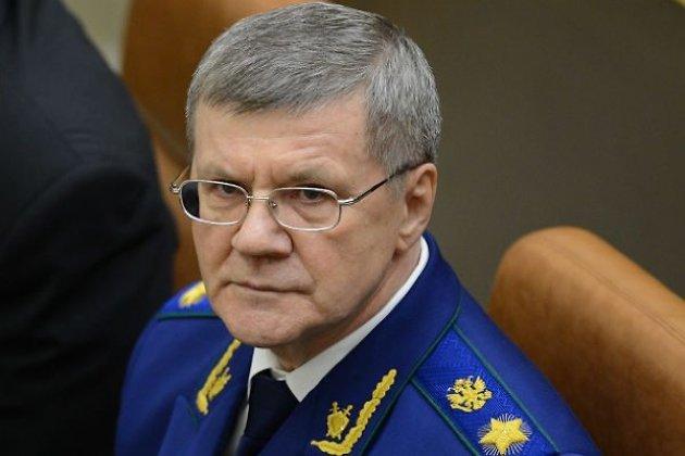 ВИркутск прилетит генеральный прокурор Российской Федерации Юрий Чайка