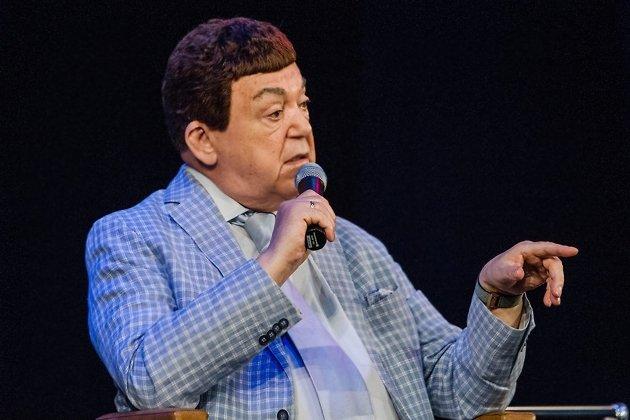 Депутат Государственной думы России Иосиф Кобзон