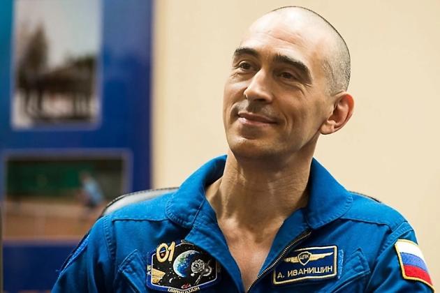 Космонавт из Иркутска Анатолий Иванишин