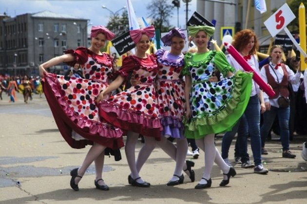 ВИркутске стартовал прием заявок наежегодный карнавал