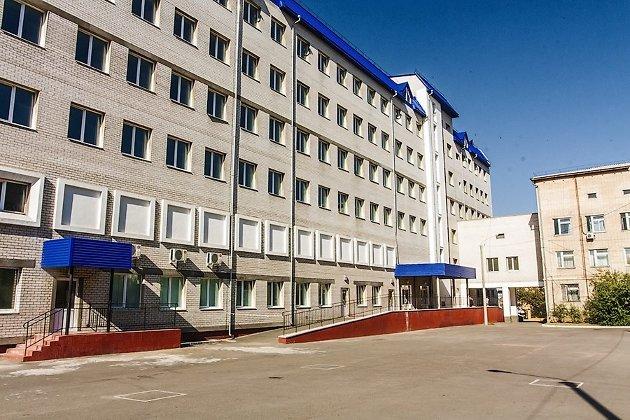 Кардиоожёговый центр в Чите
