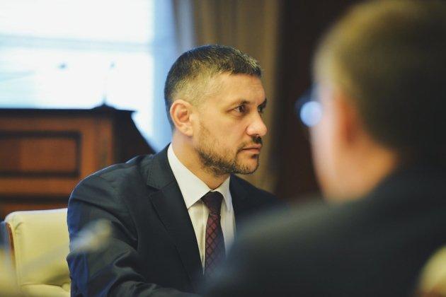 Врио губернатора Забайкалья Александр Осипов