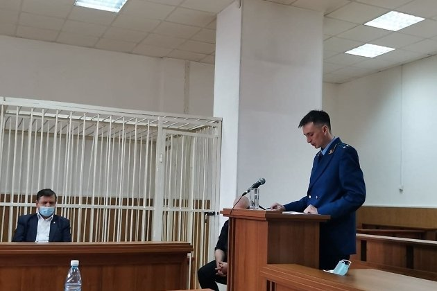 Суд над Кузнецовым