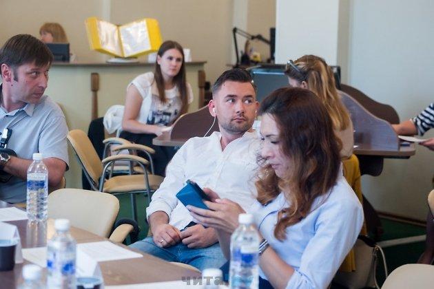 Общественник Максим Резвых перед дебатами