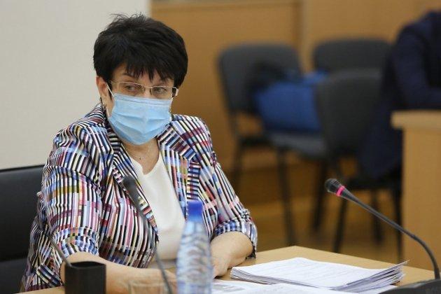 Главный санитарный врач Забайкальского края, руководитель регионального управления Роспотребнадзора Светлана Лапа