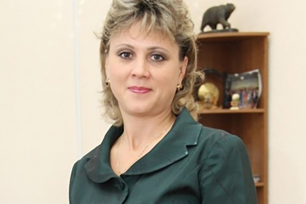 Людмила Агафонова