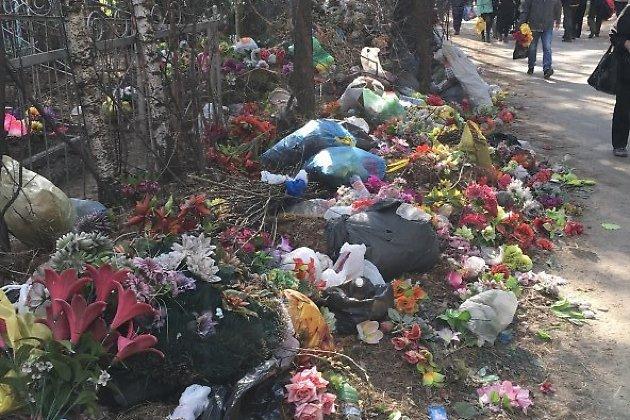 Центральное кладбище Читы