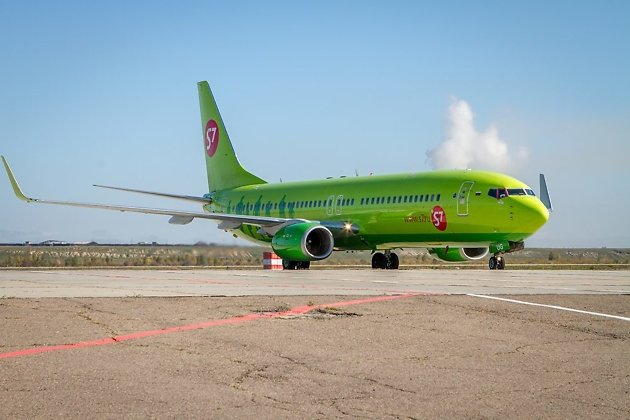 Второй самолёт с гостями медиафорума сел в аэропорту Читы