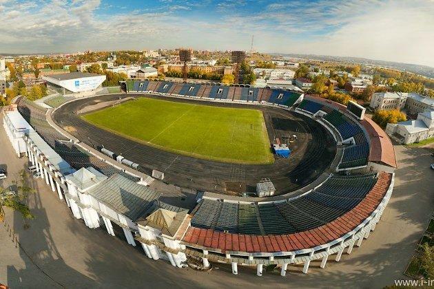 Больше спортивных объектов планируют строить в2017 году вИркутской области