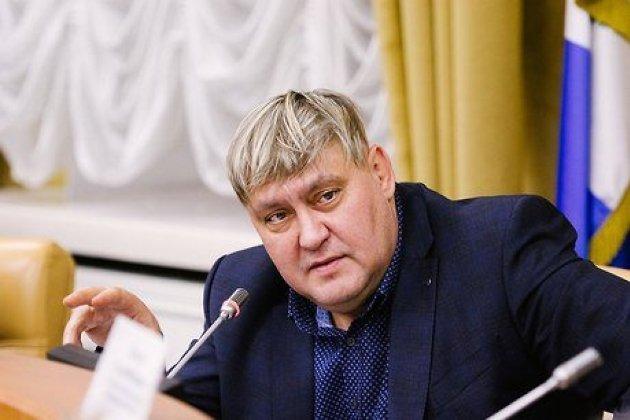 Мэр Черемхово Вадим Семёнов