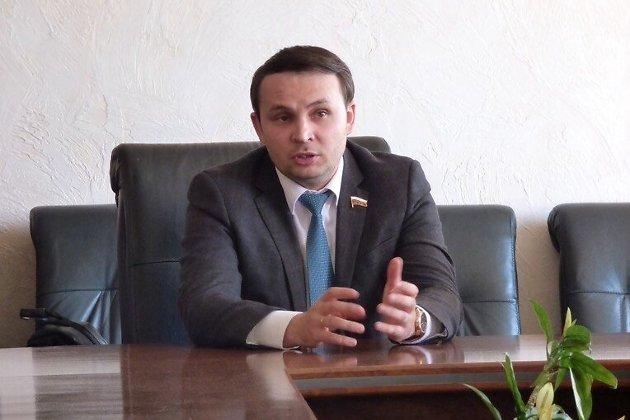 Депутат Госдумы Юрий Волков