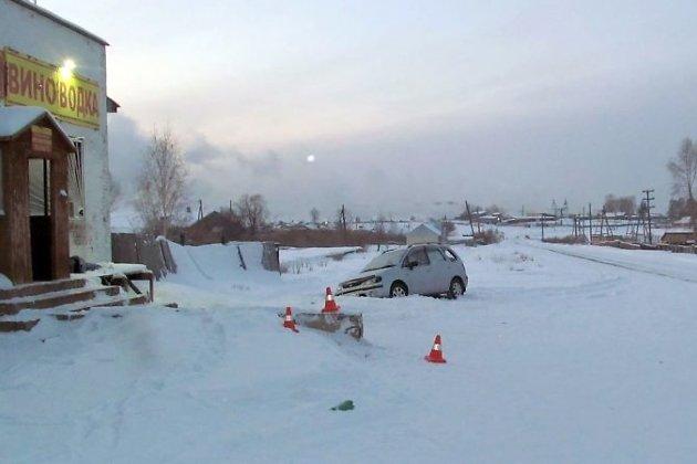 ВУсть-Илимском районе повине нетрезвого водителя умер пассажир