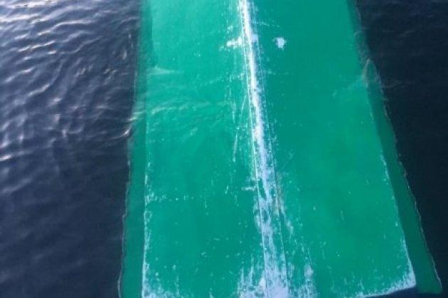 Лодка пропавших рыбаков