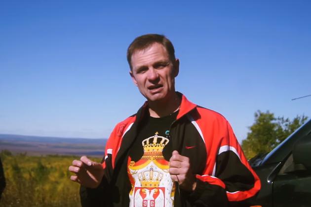 Активист Евгений Корнев