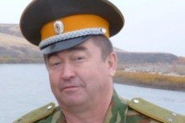 Бывший атаман ЗКВ Сергей Бобров