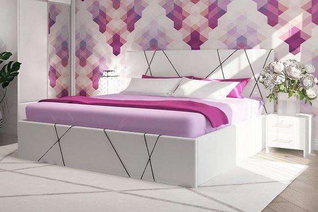 Кровать Roza, 16 420 рублей по акции