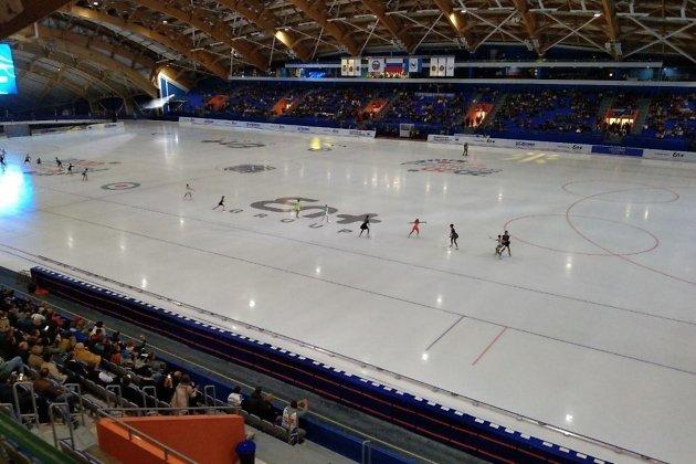 Представление перед матчем «Байкал-Энергии» и «Сибсельмаша»