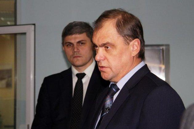 Начальник Забайкальской железной дороги Александр Скачков