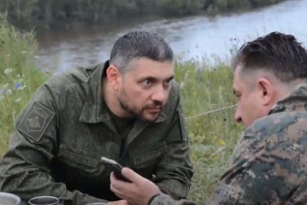 Александр Осипов и Владимир Кантемир