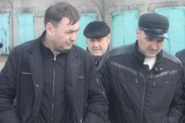 Андрей Галиморданов и Сергей Бессонов