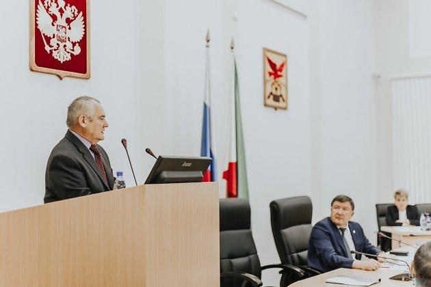 Юрий Гайдук, депутат от КПРФ, выдвигался кандидатом на должность сенатора в Совет Федерации