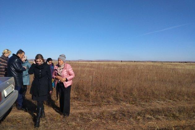 Пресс-тур ОНФ по местам расположения будущих полигонов бытовых отходов в Забайкалье
