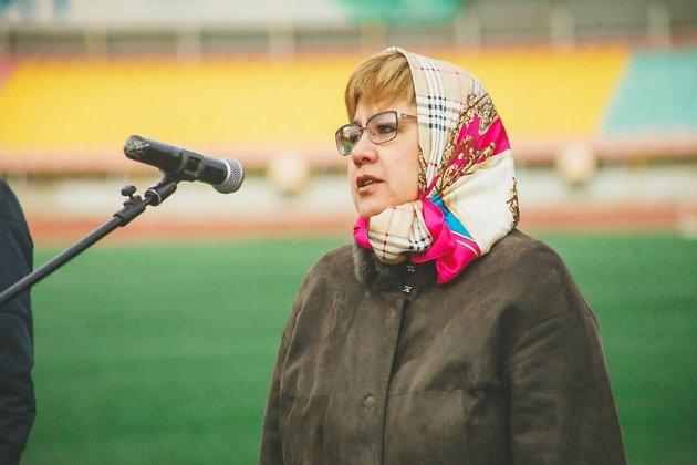 Губернатор Наталья Жданова