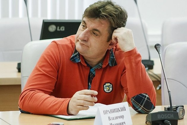 Владимир Праницкий-Кантемир