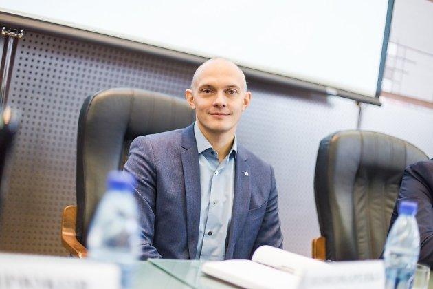 Предприниматель Егор Пономаренко