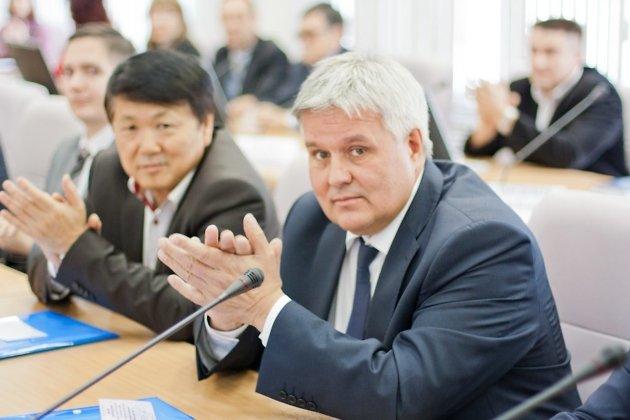 Депутат заксобрания Забайкалья Андрей Никонов