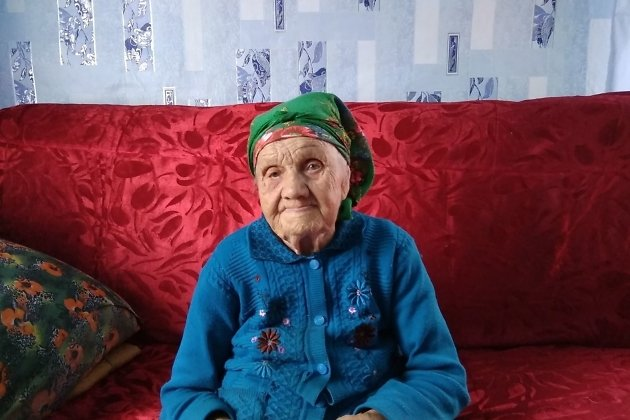 Евдокия Ивановна Чупрова